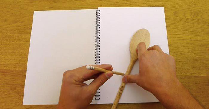 kak-narisovat-3d-risunok-na-bumage-021-700x365 Как нарисовать 3д (3d) рисунок на бумаге карандашом