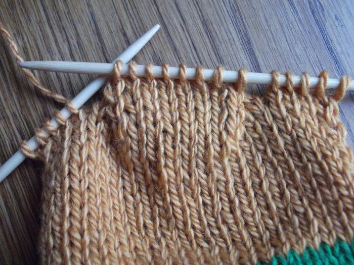 Как вязать носки спицами: пошаговый мастер класс 11