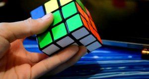 Кубик рубика: сборка