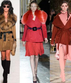 Модные пальто сезона 2017-2018