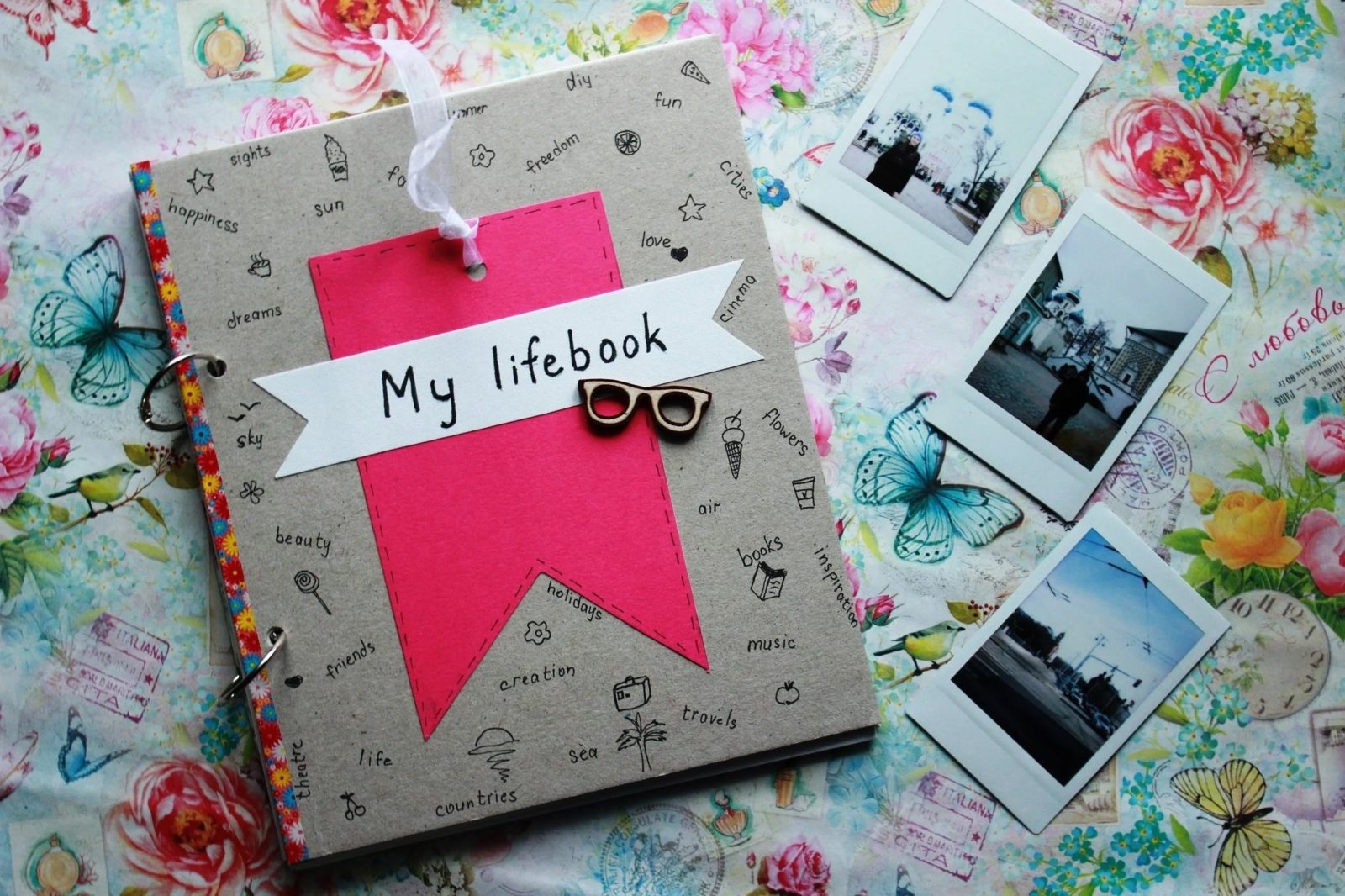 Идеи для личного дневника: оформляем свои мысли красиво