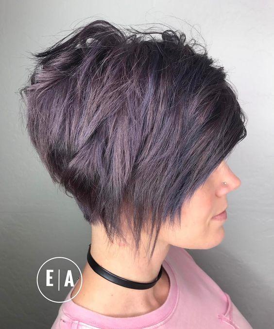 стрижка боб каре на короткие и средние волосы фото 2018 вид