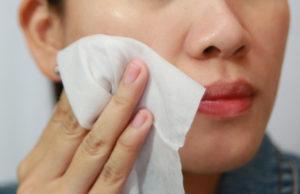 как убрать черные точки на носу