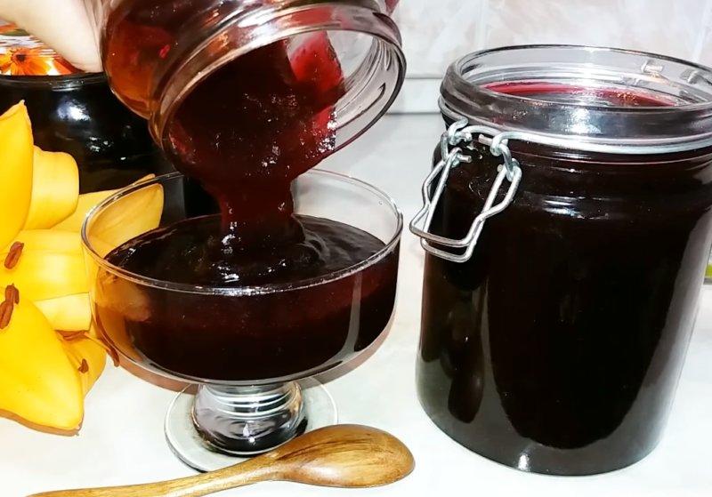 Как сварить джем из черной смородины на зиму?