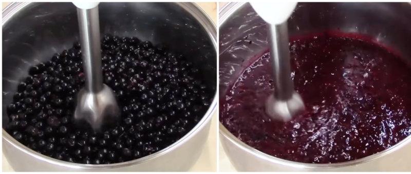 Джем из черной смородины на зиму: простой рецепт (шаг 1)