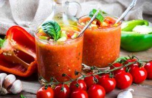 Аппетитная аджика из помидор и кабачков