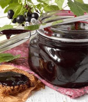 Рецепт приготовления смородинового джема на зиму