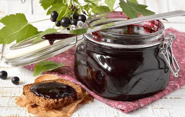 Джем из черной смородины на зиму: вкусный десерт