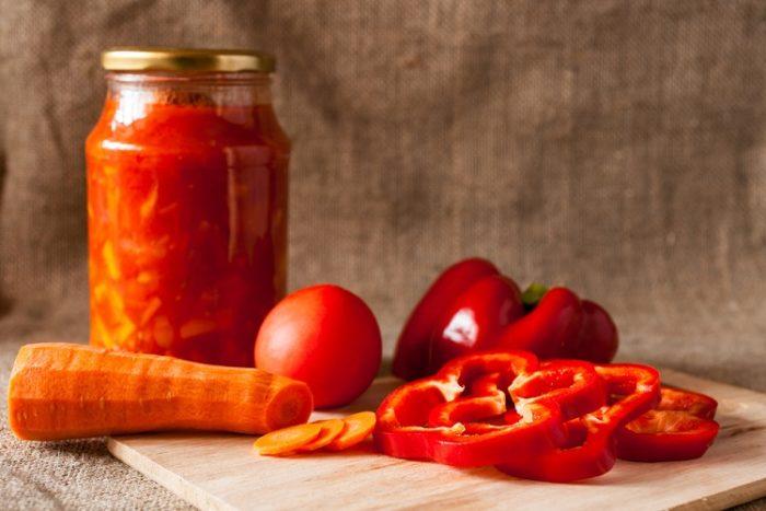 Помидоры без стерилизации на зиму классический кетчуп на зиму.