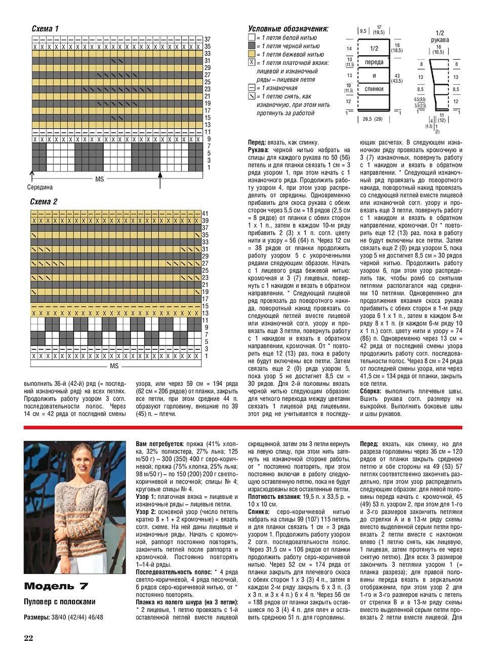 Связать кофту спицами для женщины: новые модели (3)