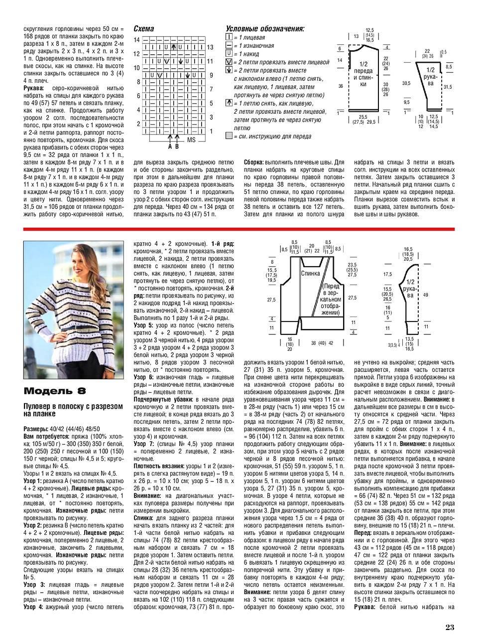 Связать кофту спицами для женщины: новые модели (4)