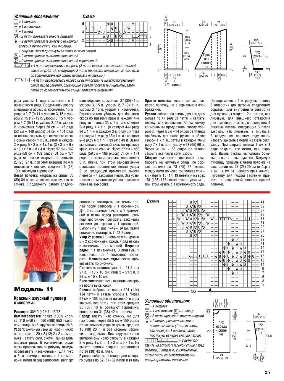 Связать кофту спицами для женщины: новые модели (2)