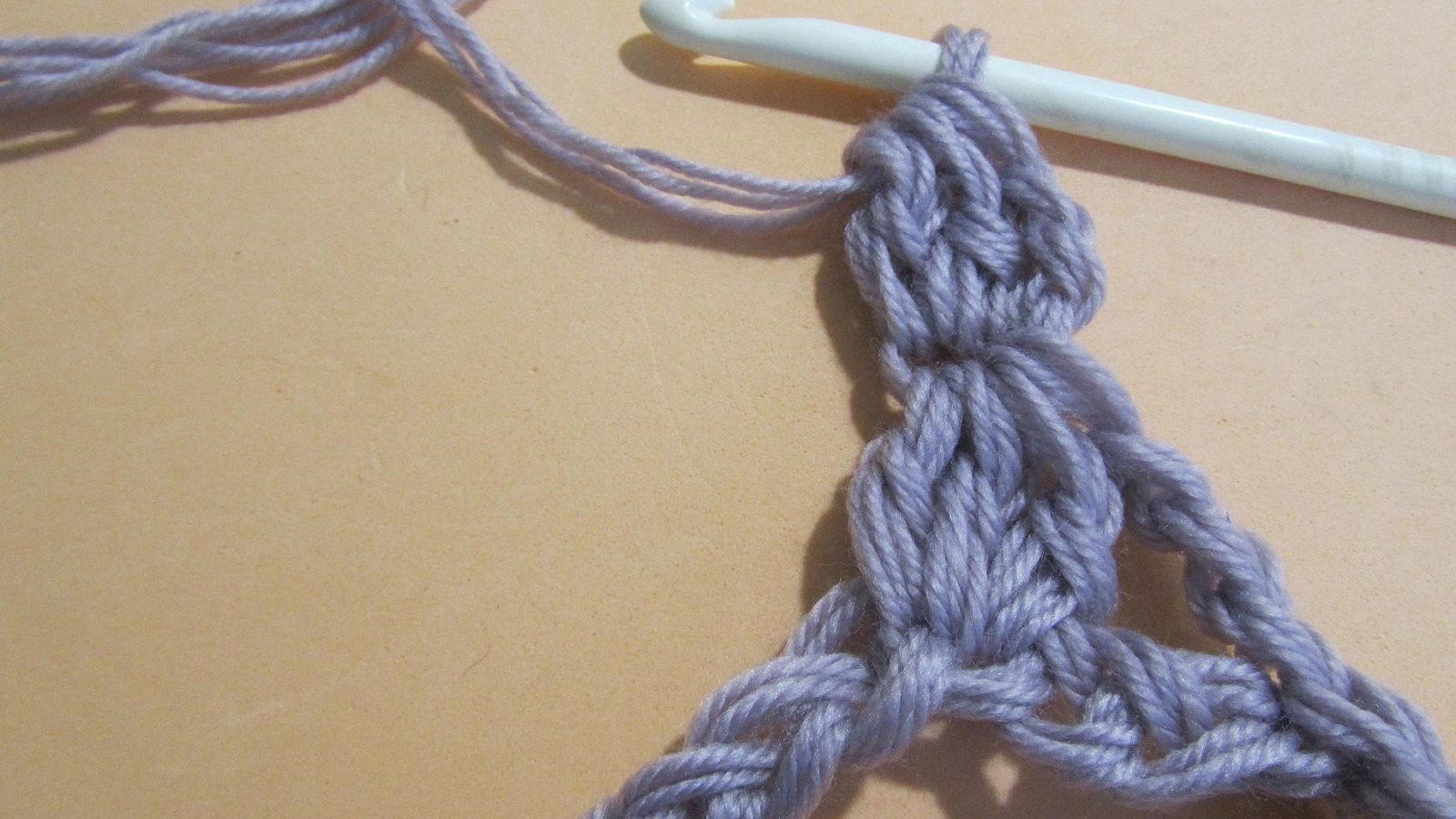 Узоры крючком: узоры для снуда шаг 11