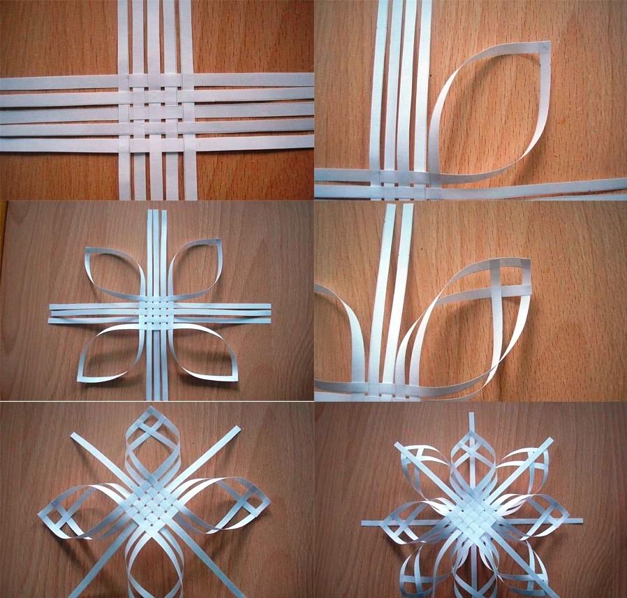 1324815702_101 Снежинки из бумаги - Шаблоны для вырезания - Как сделать снежинку своими руками - Схемы, трафареты, образцы
