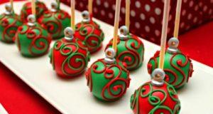 Сладости и подарки на Новый год