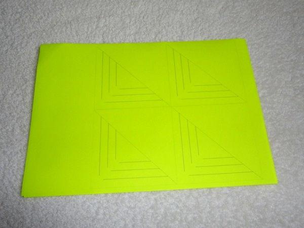 obemnaya-snezhinka-iz-bumagi-foto-21 Снежинки из бумаги - Шаблоны для вырезания - Как сделать снежинку своими руками - Схемы, трафареты, образцы