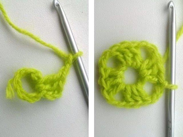 Как связать детский плед крючком: фото 2