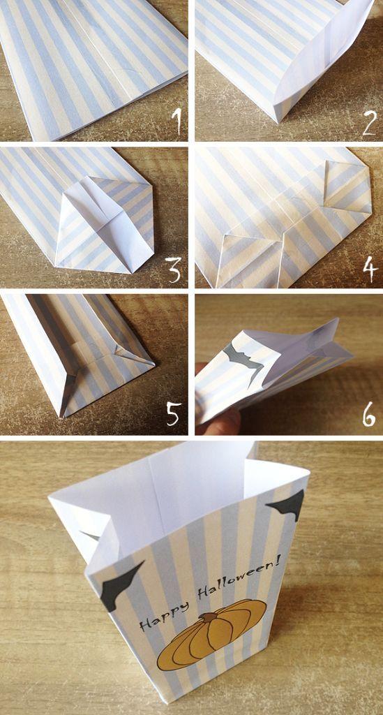 Как упаковать подарок в подарочную бумагу: пакет
