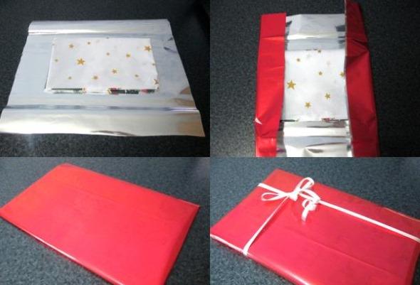 Как упаковать подарок в подарочную бумагу: мастер-класс