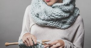 Снуд спицами или крючком для женщин: 2019-2020