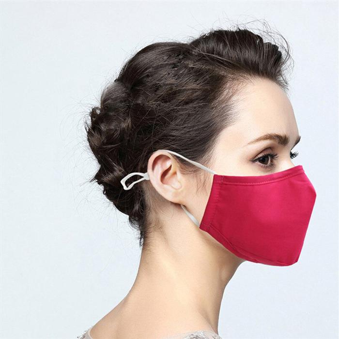 Как выглядит самодельная маска