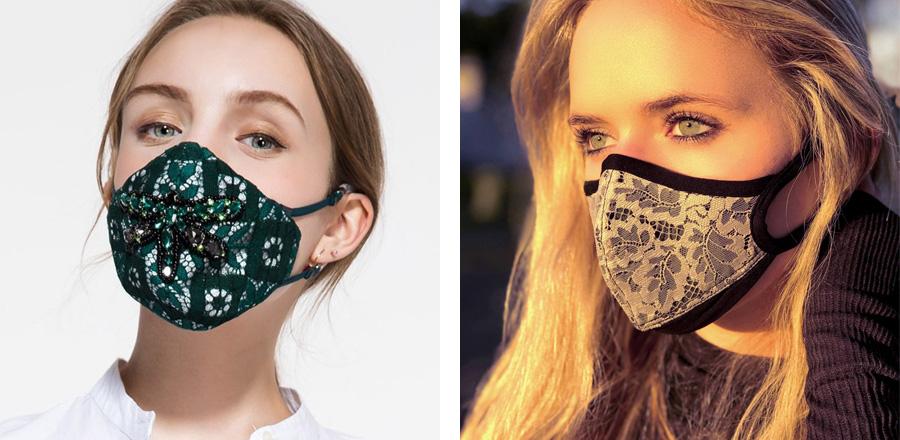 Оригинальные маски фото 1