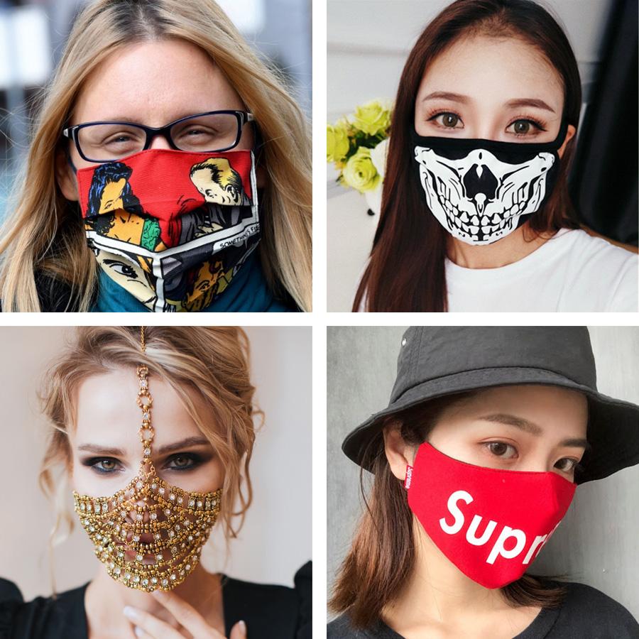 Оригинальные маски фото 2