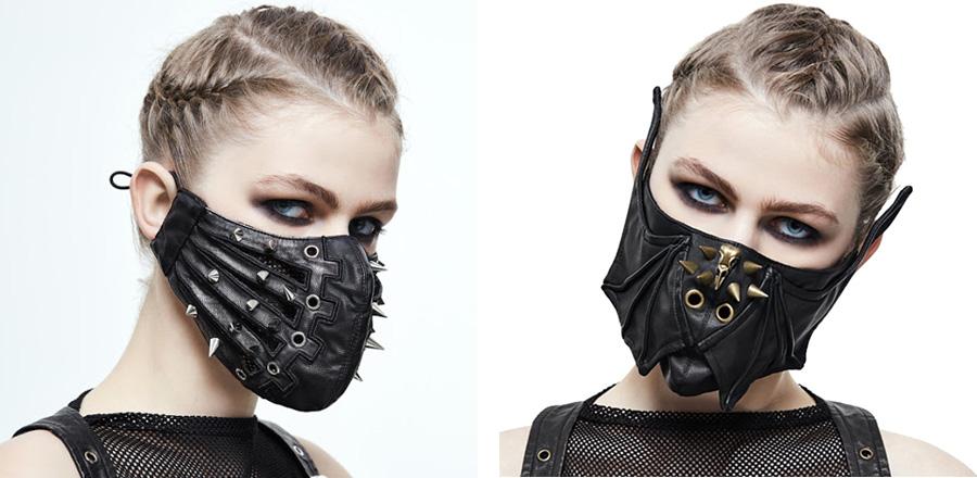 Оригинальные маски фото 4