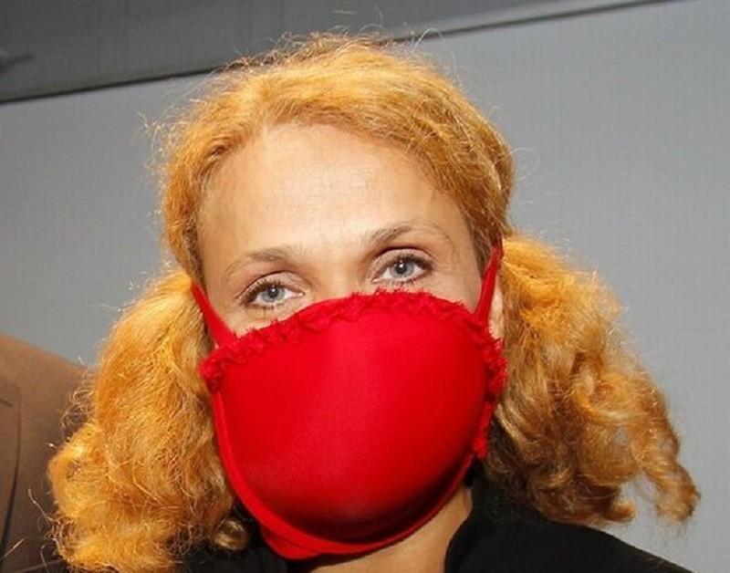 Необычные маски фото 3