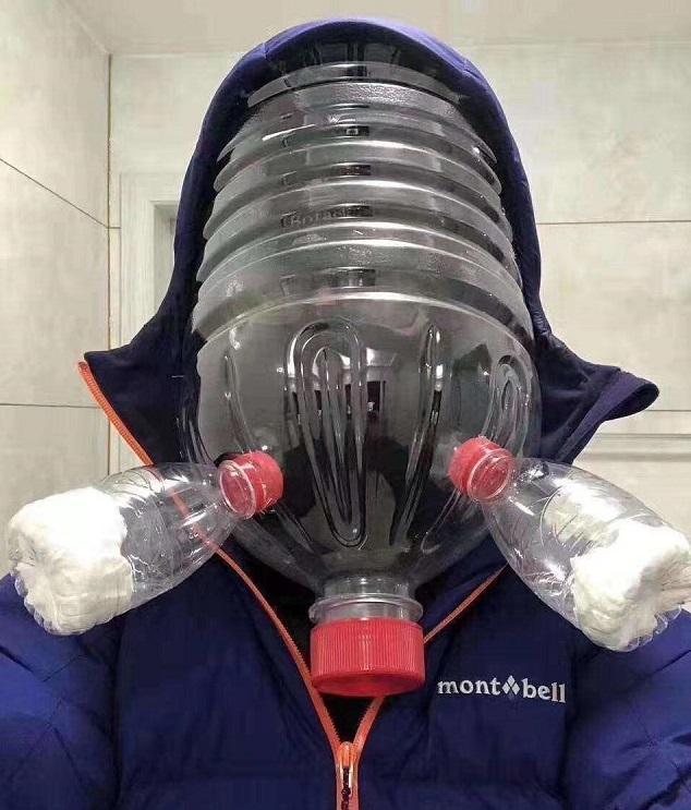 Необычные маски фото 5