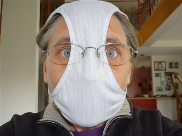 Необычные маски фото 6