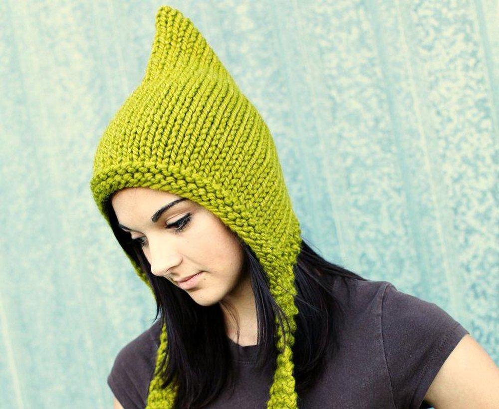 Эльфийская шапка