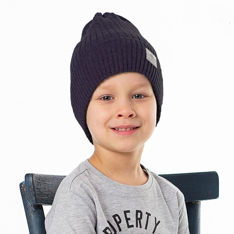 Детские вязаные шапки 2020 фото 5
