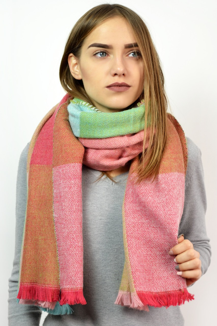 Расцветки шарфов фото 1