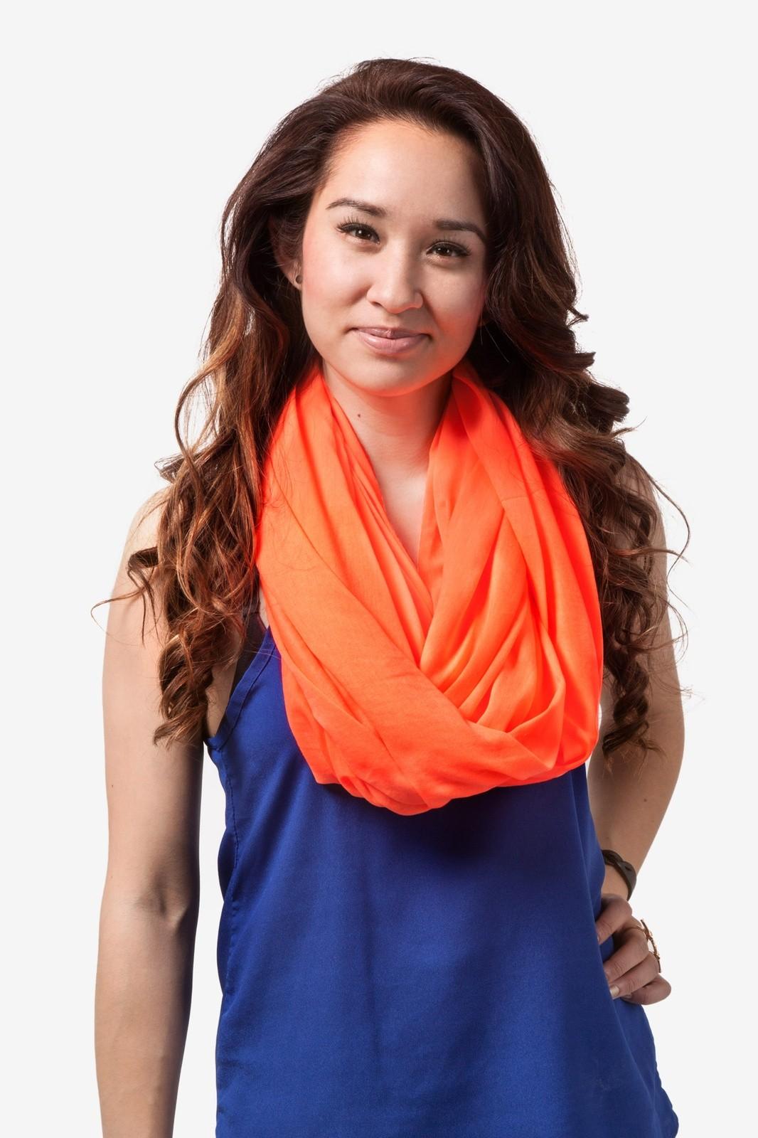 Расцветки шарфов фото 2