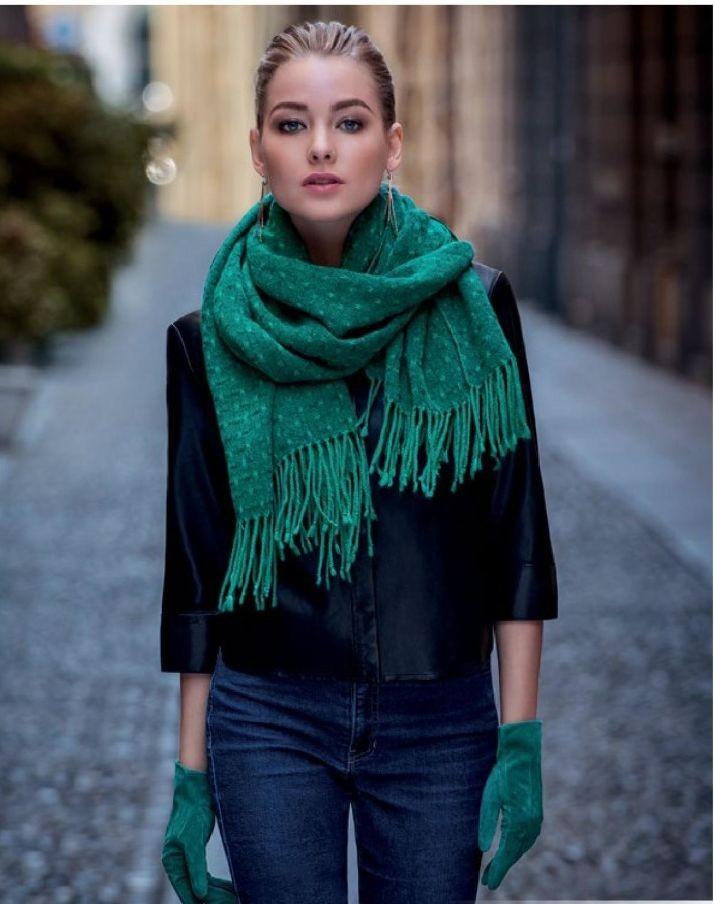 Расцветки шарфов фото 3