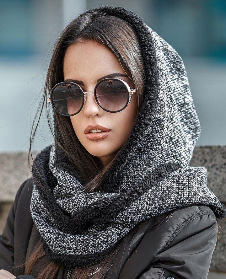 Тканевые шарфы фото 1