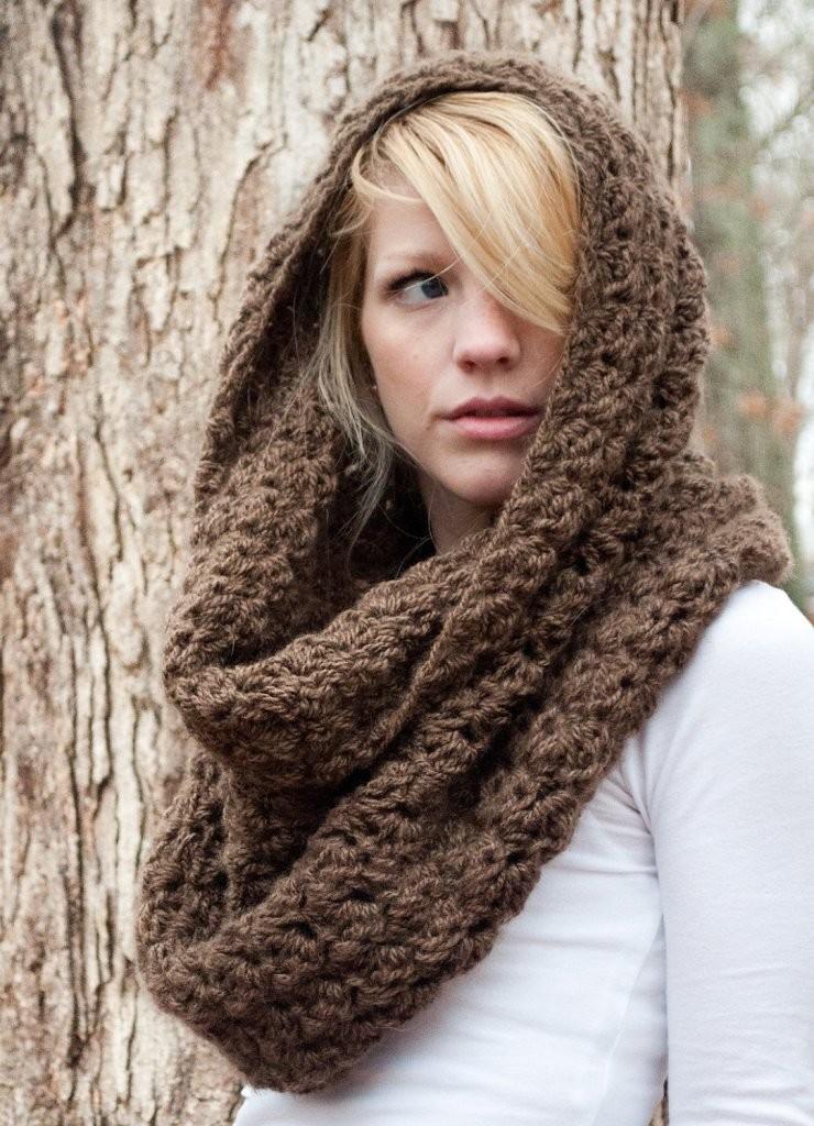Вязаные шарфы фото 1