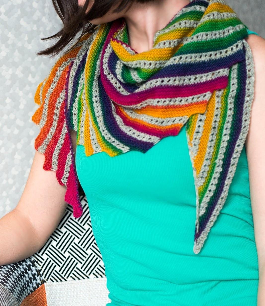 Необычные шарфы фото 1