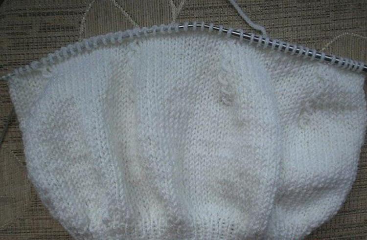 Описание вязания берета фото 3